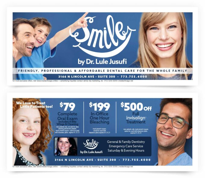 Dr. Lule Jusufi Chicago Coupons