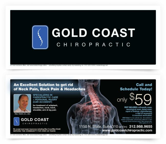 Gold Coast Chiropractic Chicago Coupons