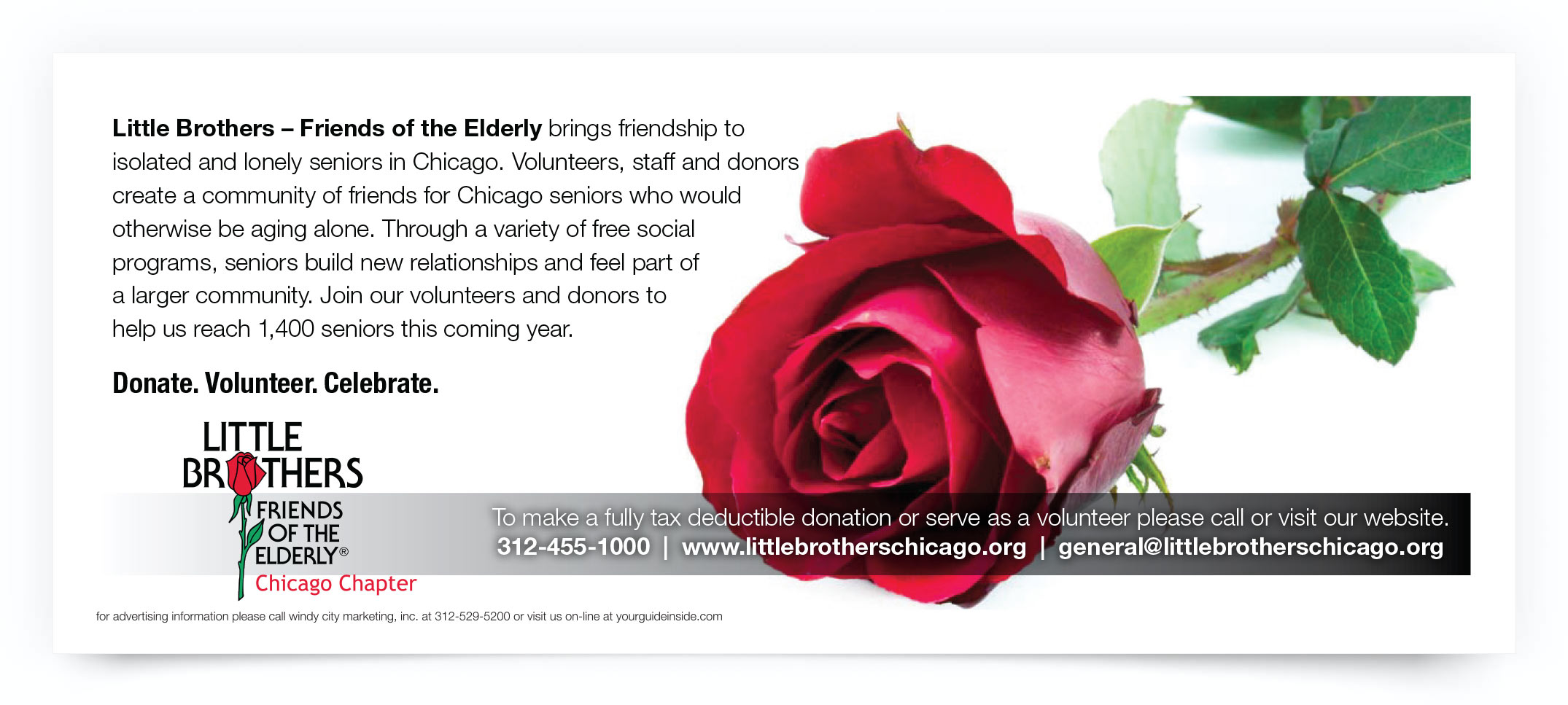 Little Brothers of the Elderly Chicago Coupon Offer