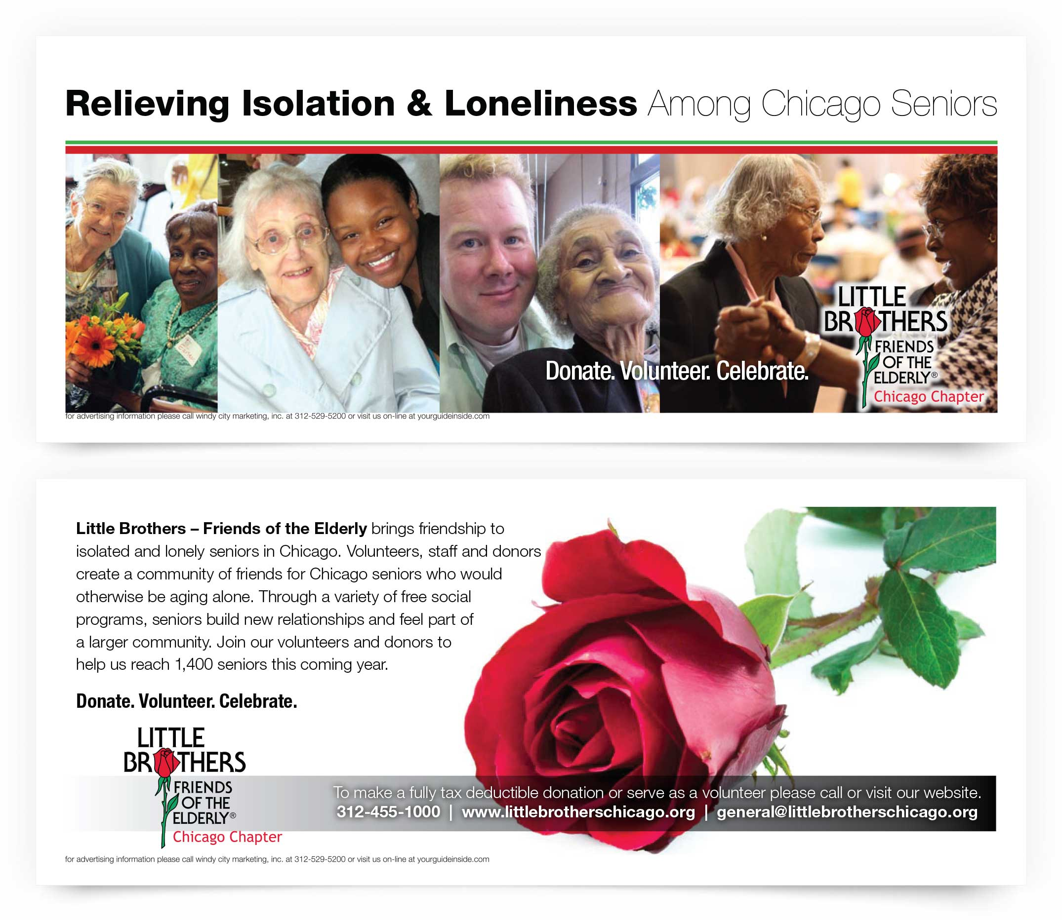 Little Brothers of the Elderly Chicago Coupons