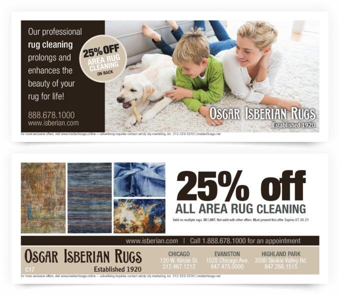 Oscar Isberian Rugs Coupon