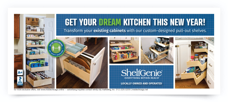 Shelf Genie Chicago North Coupon Intro