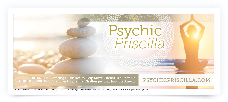 PSYCHIC PRISCILLA