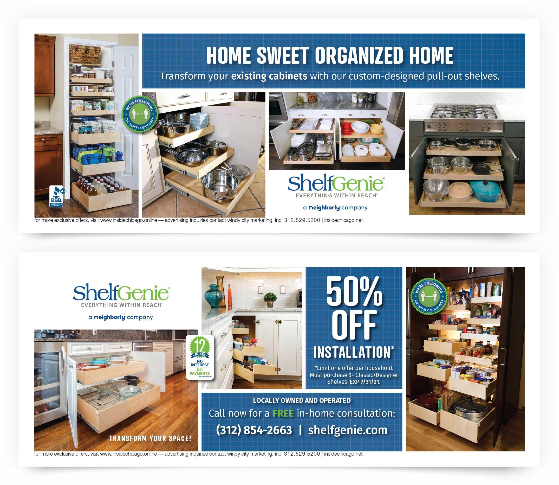 Shelf Genie Chicago South