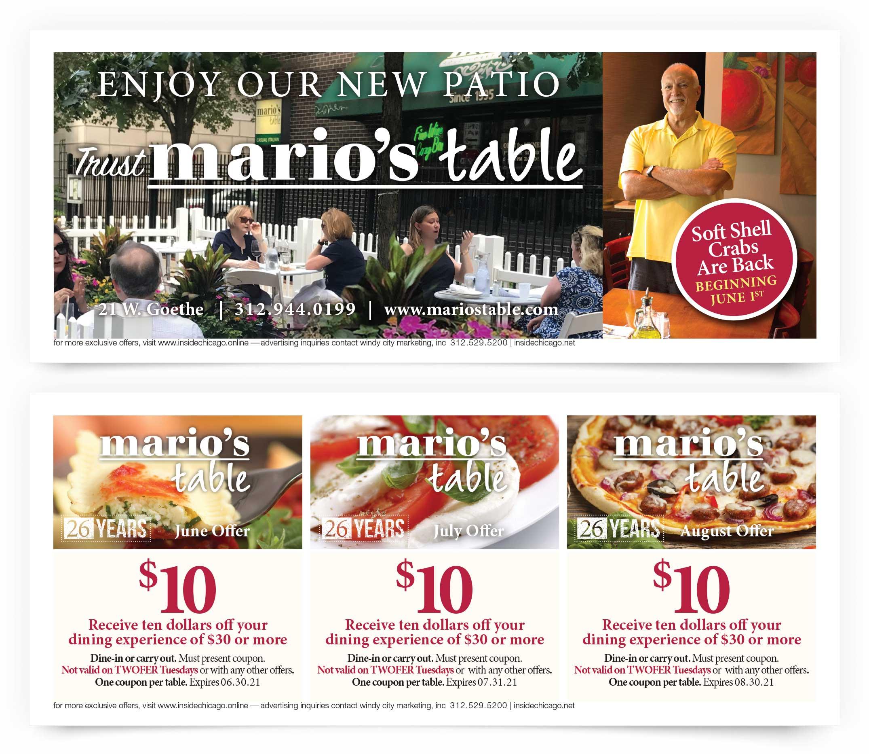 marios table