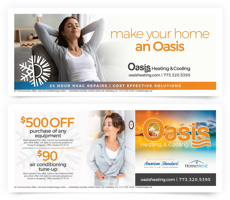 oasis heating and plumbing