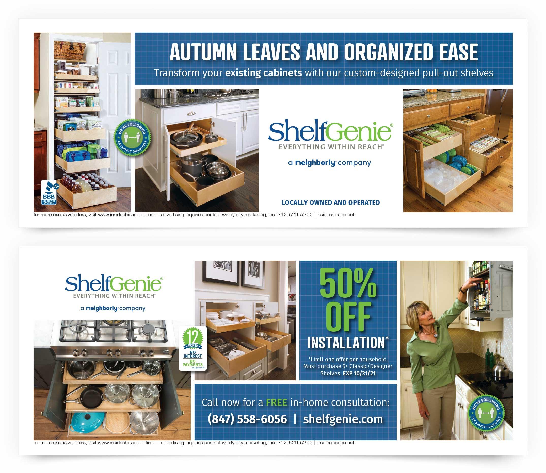 shelf genie chicago north